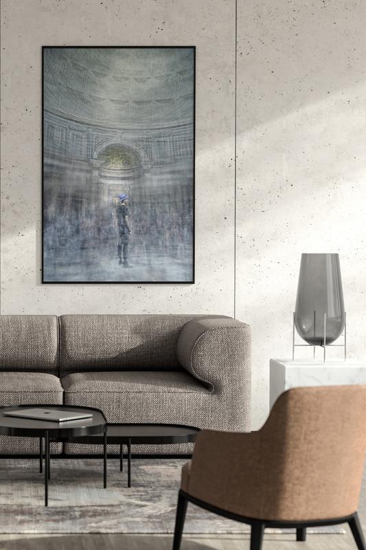 in awe frame simulation
