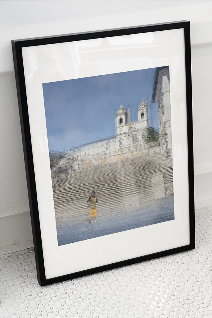 iconic framed